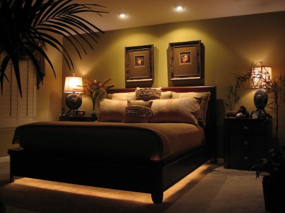 صورة ديكور جبس بورد غرف نوم , ارق تصميمات ديكورات غرف رائعه من الجبس