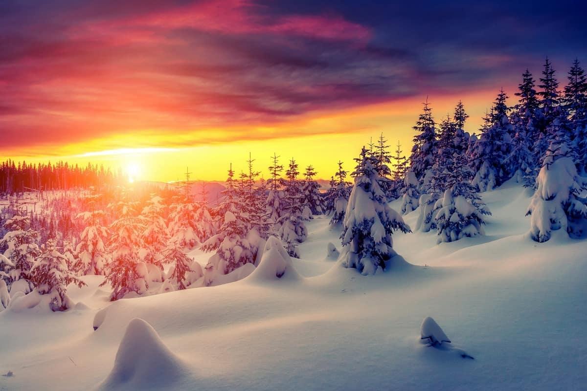 صورة متى يدخل الشتاء , بالارقام متى يبدا فصل الشتاء؟