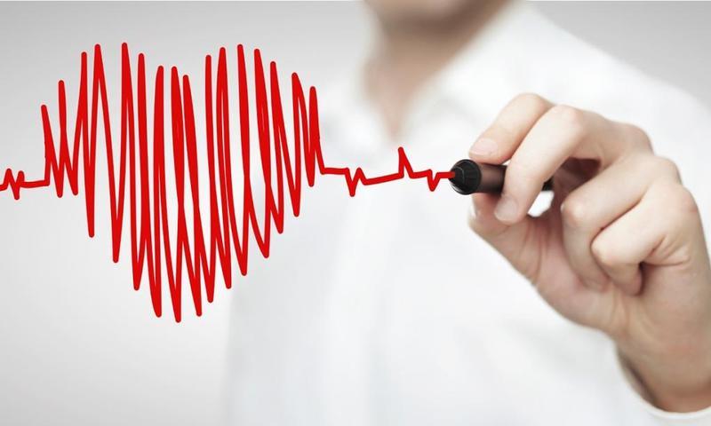 صورة سرعة دقات القلب , اسباب مرضية تؤدي لزيادة نبضات القلب