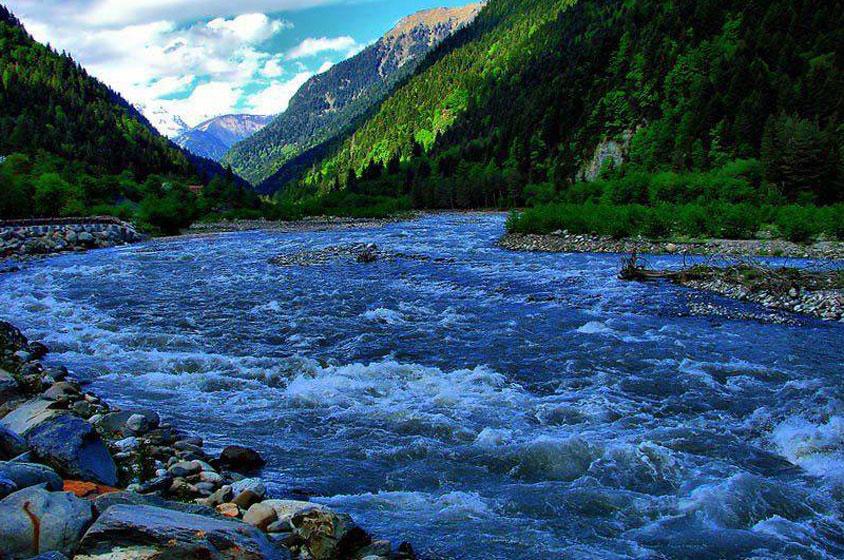 الطبيعة في جورجيا , اتفرج على جمال الطبيعة بجورجيا - ازاي