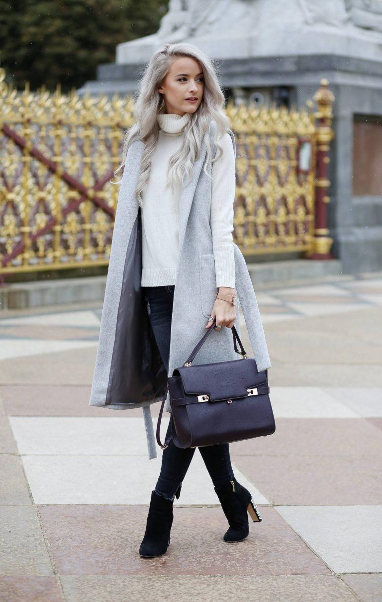 صورة ملابس الشتاء للبنات , احدث كوليكشنات للملابس الشتوية النسائية
