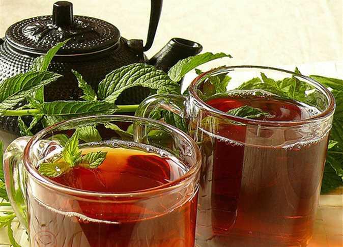 صورة صور شاي بالنعناع , احلى مزاج لاطعم شاي بالنعناع