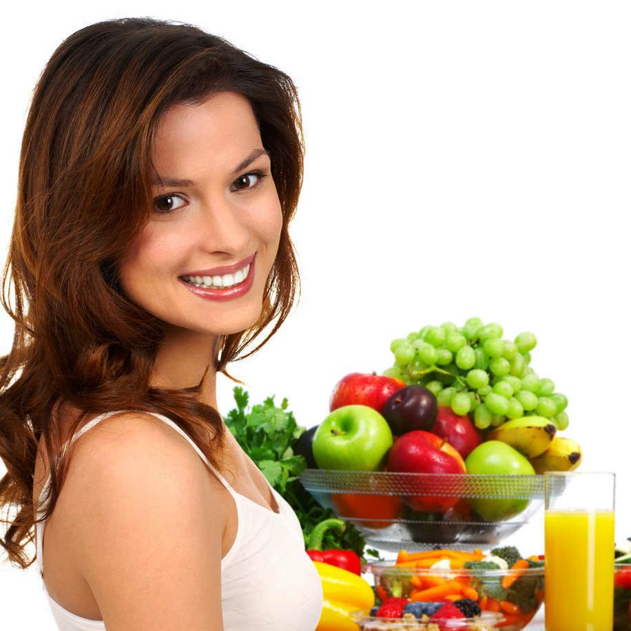 صورة غذاء صحي للشعر , نظام غذائي للشعر
