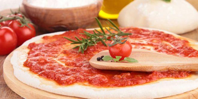 صورة طريقه عمل صلصه البيتزا , كيفية تحضير عمل صلصة البيتزا
