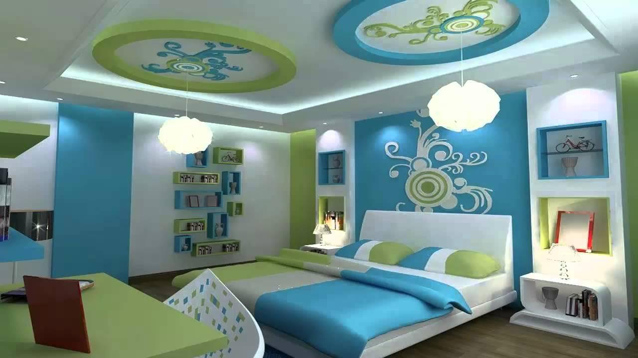 صورة جبسيات غرف اطفال , ديكورات اسقف لغرف الاطفال