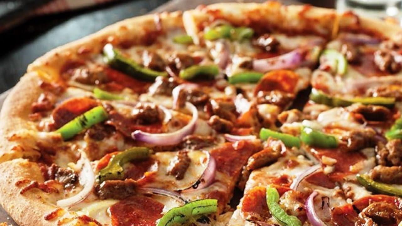 صورة طريقة عمل البيتزا في البيت , طريقة تحضير البيتزا