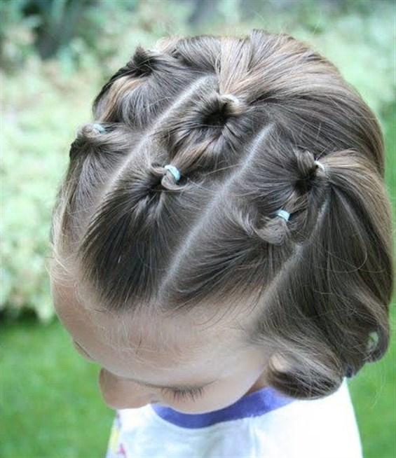 تسريحات شعر قصير للبنوتات 2