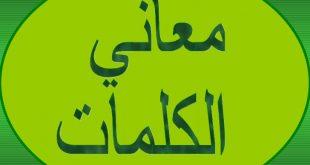 ما معنى العفوية , كلمه عفويه في اللغه العربيه ومعانيها