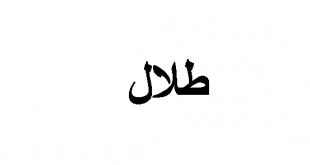 صورة ما معنى اسم طلال , معنى وصفات اسم طلال الجميلة