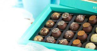اجود انواع الشوكولاته , انواع شيكولاتات فخمة