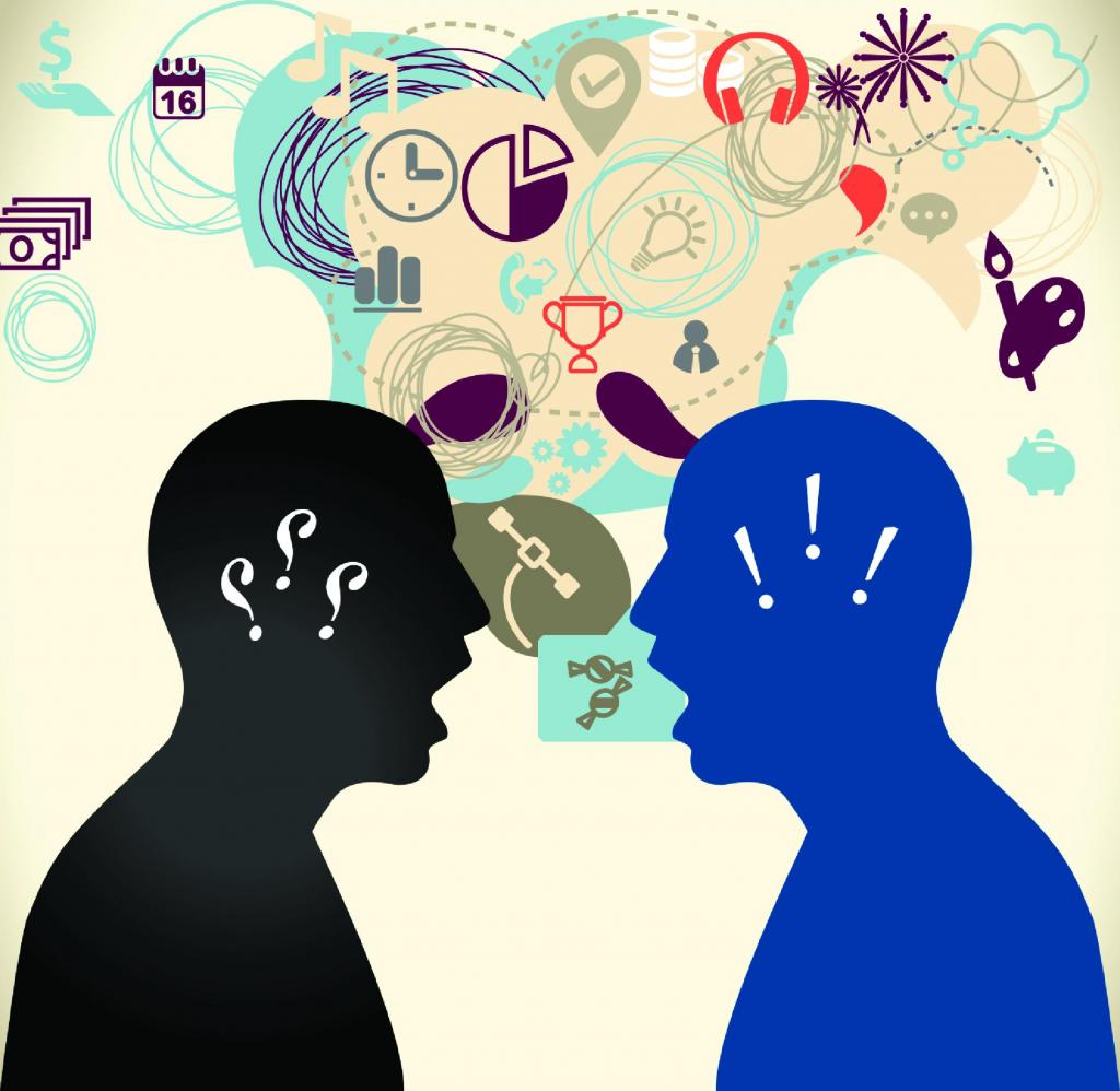 صورة بحث حول الحوار , تعريف الحوار و ادابه
