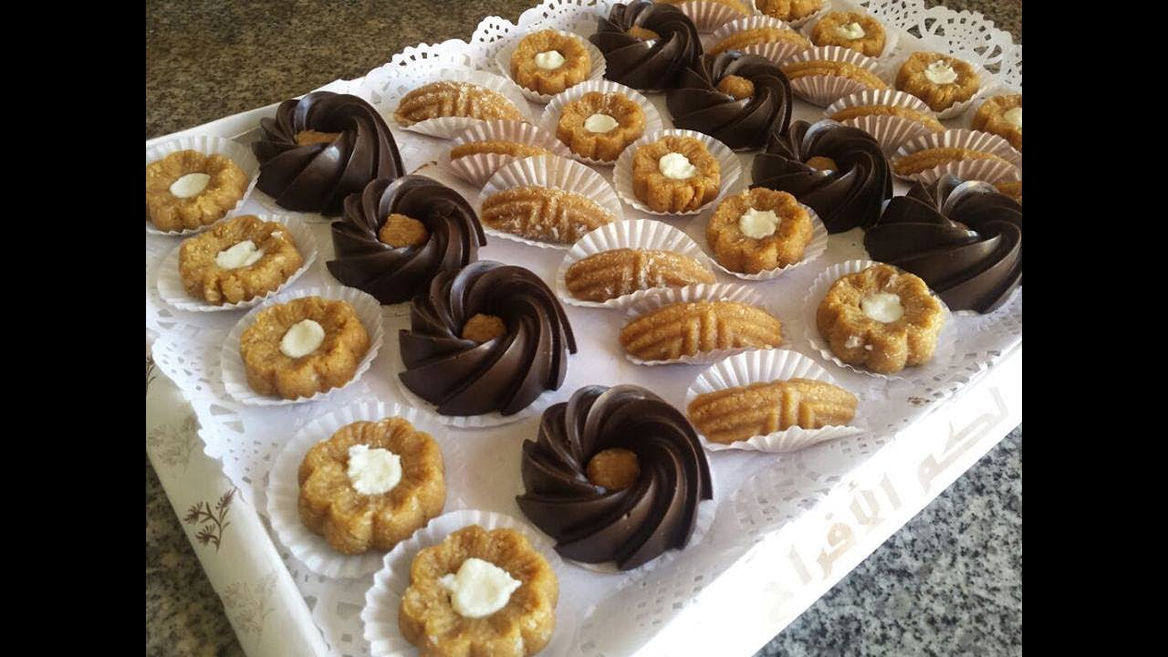 صورة حلويات ام انس , اشهي اطباق حلويات من ام انس 3542 5