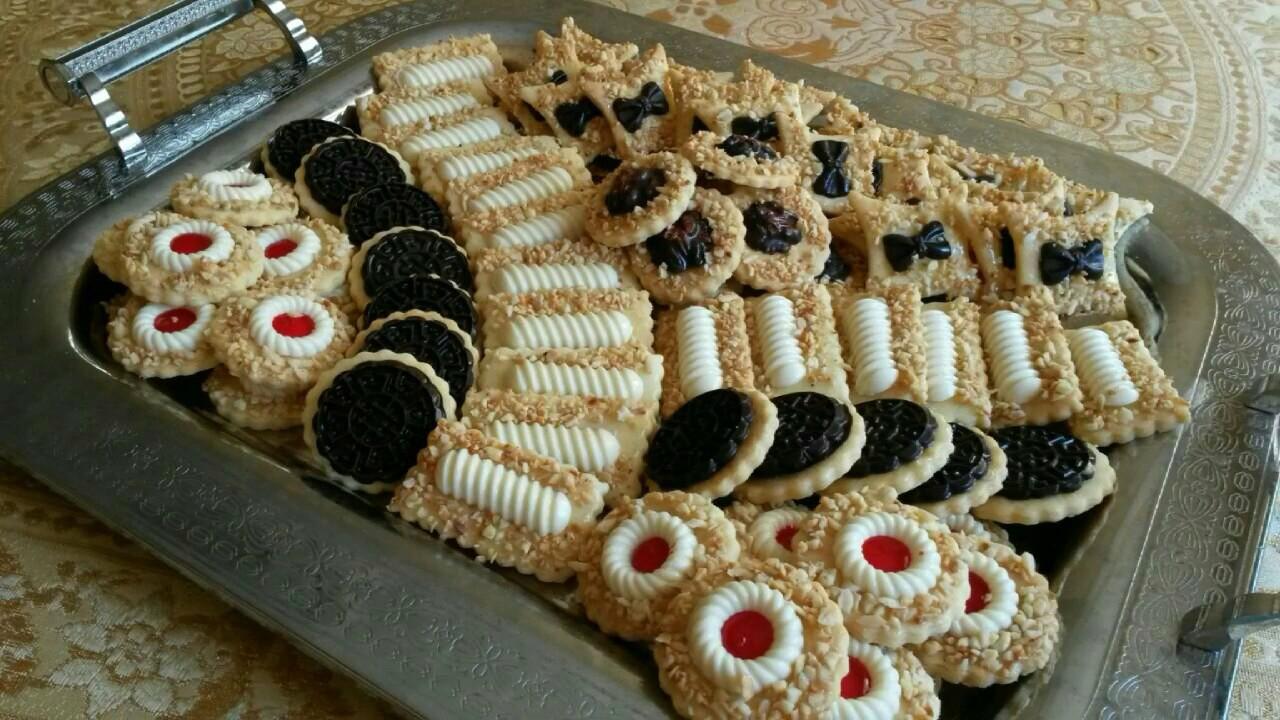صورة حلويات ام انس , اشهي اطباق حلويات من ام انس 3542 6