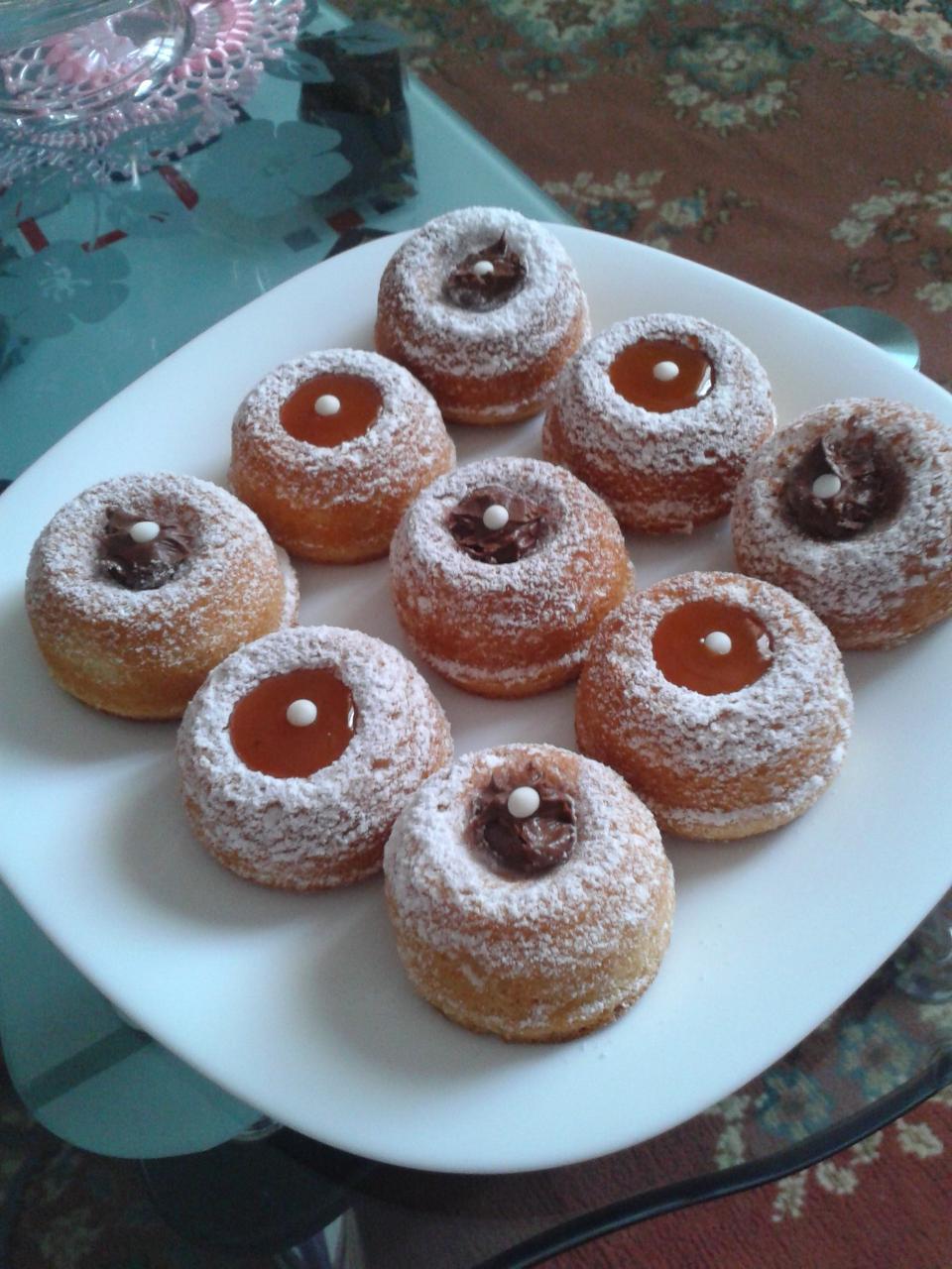 صورة حلويات ام انس , اشهي اطباق حلويات من ام انس 3542 7