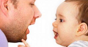 تعليم الاطفال النطق , كيفيه تعليم النطق لطفلك