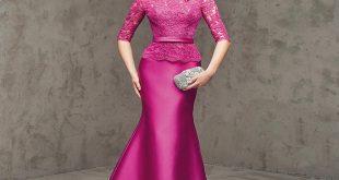 فساتين سوارية اخر موضة , صور اجمل التصميمات لفساتين السهرة