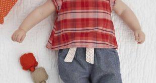 صورة ملابس اولاد حديثي الولادة , دلعي رضيعك بملابس اخر شياكة