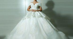 صورة انواع لباس عروس , بالصور اشيك انواع زي العرائس