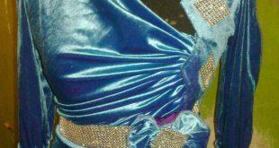 صورة قنادر قطيفة جديدة , الاناقة باجمل صوره باشيك قنادر جزائرية
