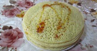 صور طريقة عمل البغرير حورية المطبخ , احلى والذ بغرير جزائري