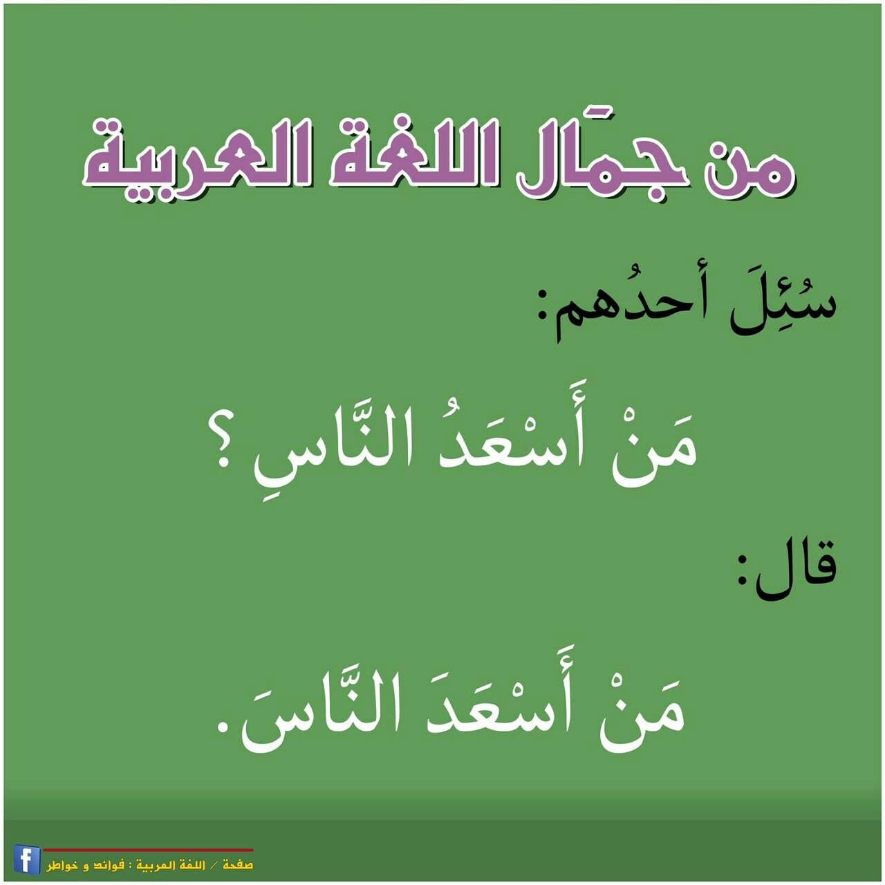 صورة فوائد اللغة العربية , كيف تحمي لغتك