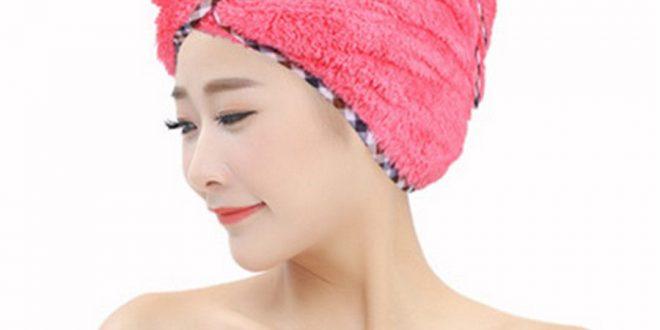 صور تنشيف الشعر بعد الاستحمام , خطواط سهله لتنشيف الشعر
