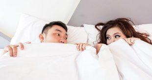 صورة كيف اتكلم مع زوجي في الفراش , كيفية التعامل مع الزوج في السرير