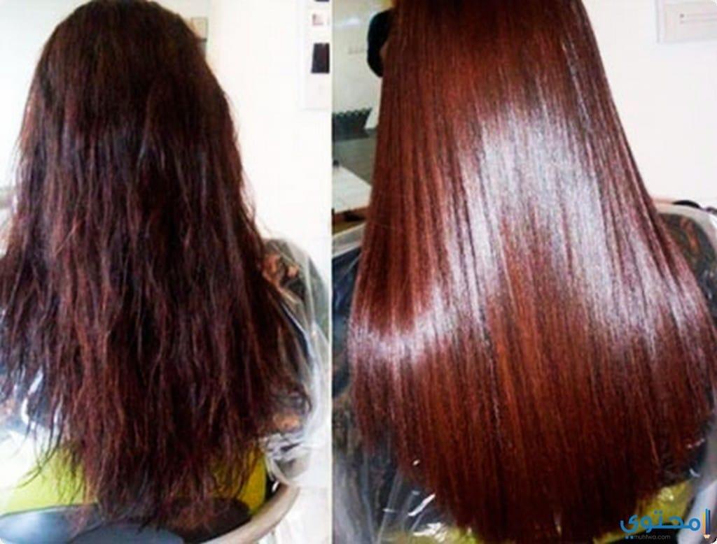صورة فرد الشعر بالكولاجين , الكولاجين فوائده رهيبة للشعر شوفي بنفسك