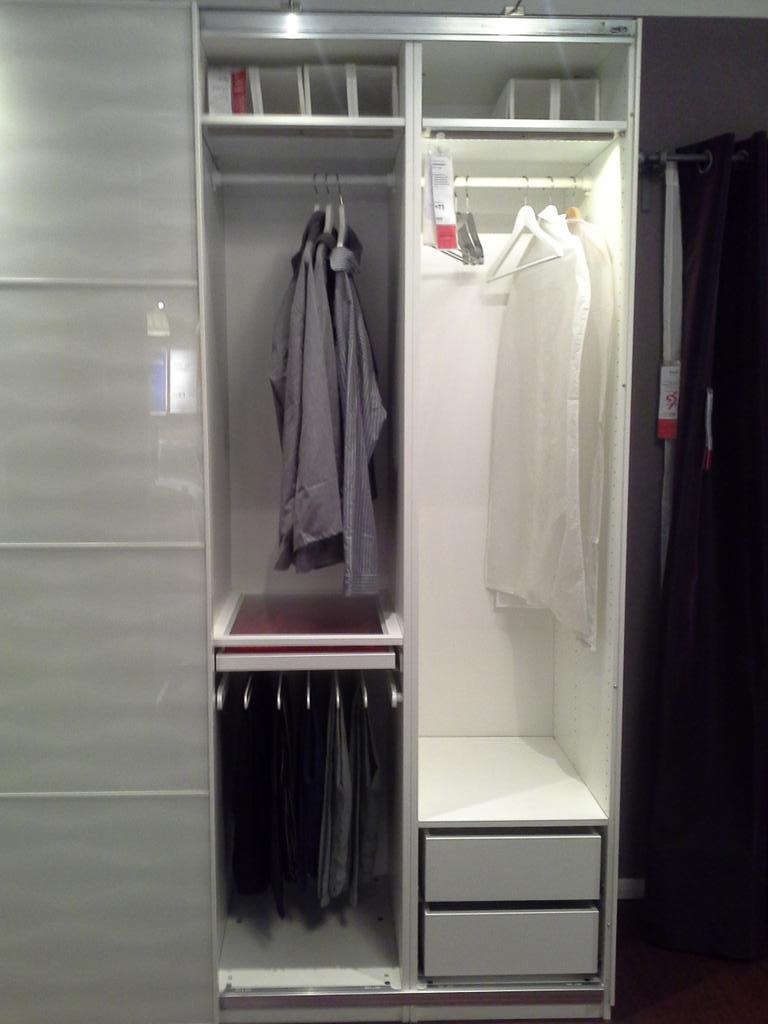 صورة دولاب ايكيا ملابس , انواع واشكال رهيبة لدولاب ايكيا بالصور