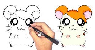 صورة طريقة رسم كرتون , خطوات تعلم الرسم بالصور