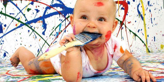 صور صور شقاوة اطفال , اعرفي اسباب الحركه الزائده لطفلك وتجنبيها