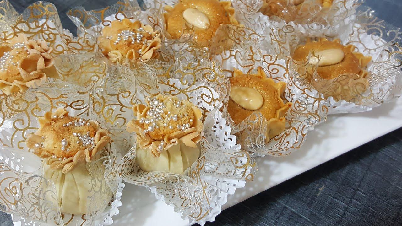 صورة حلويات جزائرية للاعراس , احلي الحلويات الجزائريه للمناسبات السعيده