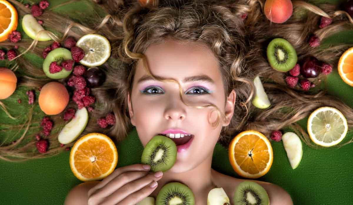 صورة الاطعمة المفيدة للشعر , تعرفي علي افضل الماكولات الصحيه لشعرك