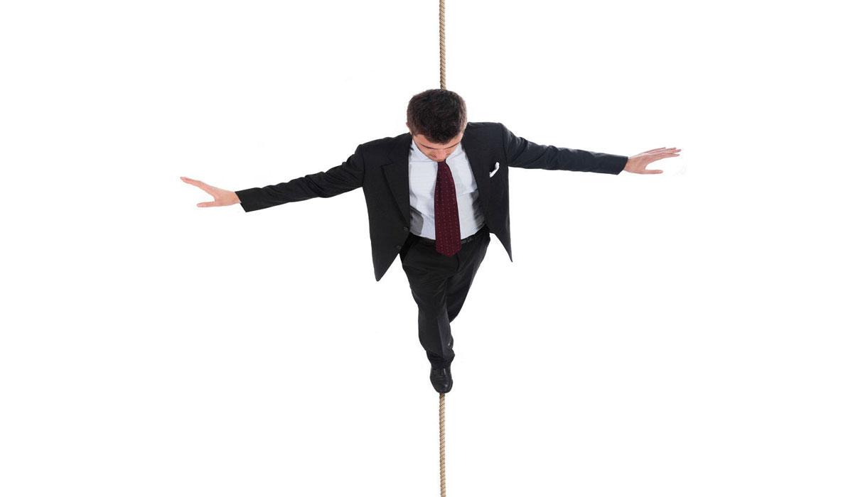 صورة اسباب عدم الاتزان في المشي , عدم قدرتك علي توازن نفسك واسبابه