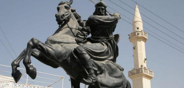 صورة بحث عن صلاح الدين الايوبي , اسطورة العرب