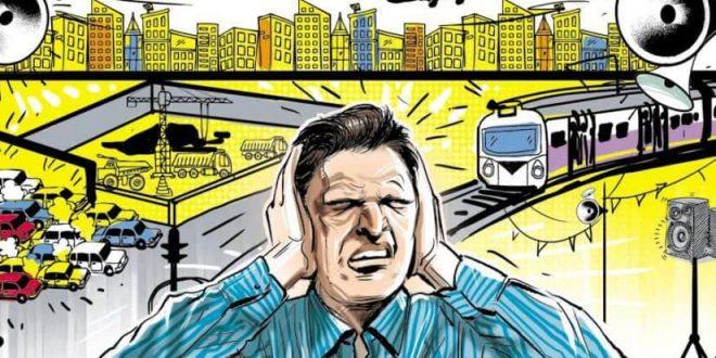 صورة بحث عن الضوضاء , مشكلات الضوضاء و تاثيرها على الانسان