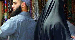 صورة اجمل ما قيل عن الحجاب , مايقوله الناس عن العفيفات