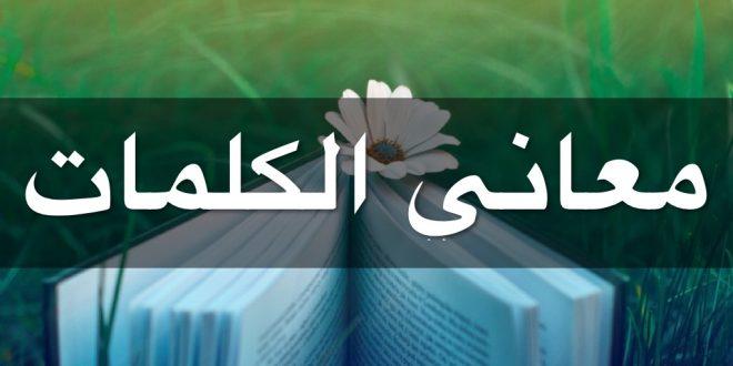 صورة معنى كلمة هباء , تفسير كلمة هباء ودلالاتها