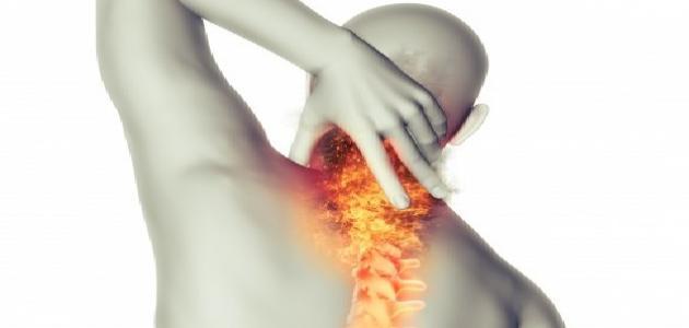 صورة علاج الرقبه والاكتاف , الحل و العلاج لالم الكتف و الرقبه