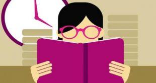 صورة موضوع عن المطالعة , تنميه العقل فى المطالعه