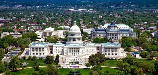 صورة ما هي عاصمه امريكا , تعرف على عاصمه الولايات المتحده الامريكيه
