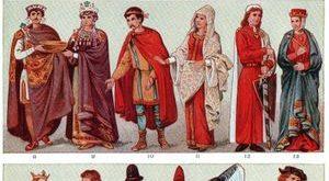 صورة مراحل تطور الملابس عبر العصور , تعرف على تطور الملابس من الجلد الى الحرير