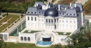 صورة اغلى قصر في العالم , اجمل و اغلى قصر في فرنسا