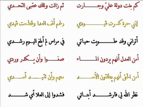 صورة قصيدة في حب مصر , الكلام عن حبك لا ينتهى