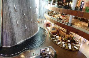 صورة افضل مولات دبي , تعرف على اكبر المولات السياحيه فى دبى