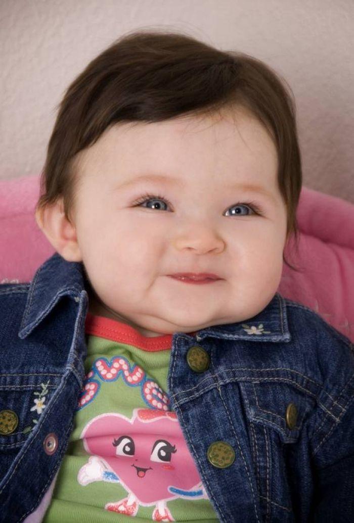 صورة صور اجمل طفل في العالم , سبحان من خلق فسوي جمال هذه الاطفال 354 7