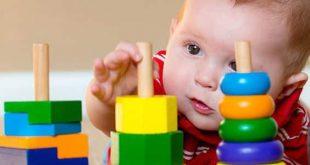 صورة ذكاء الاطفال , ابداع الطفل الصغير