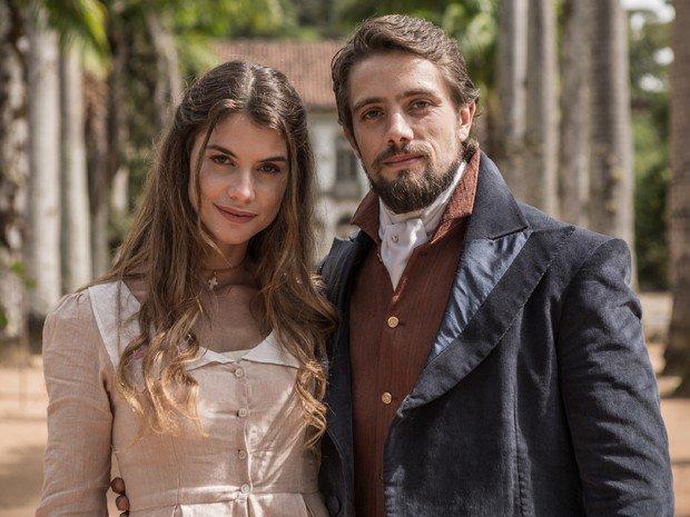 صورة حب عبر الزمن , من اجمل المسلسلات الدرما البرازيليه