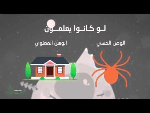 صورة اوهن البيوت بيت العنكبوت , بيت وهن حسيا و معنويا 4061 1