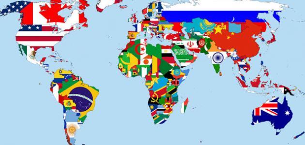 صورة ترتيب الدول الافريقية من حيث المساحة , جميع الدول الافريقيه وترتيبها علي حسب كبر حجمها